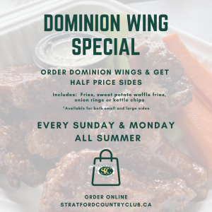 Dominion Wings Feature